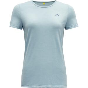 Devold Valldal T-shirt Dames, blauw blauw