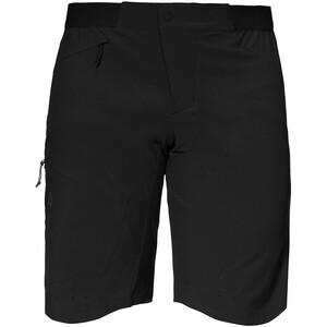 Schöffel Mellow Trail Shorts Men, zwart zwart