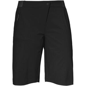 Schöffel Mellow Trail Shorts Women, zwart zwart