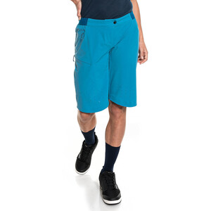 Schöffel Mellow Trail Shorts Women blå blå