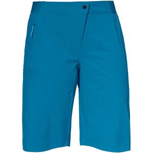 Schöffel Mellow Trail Shorts Women, bleu bleu