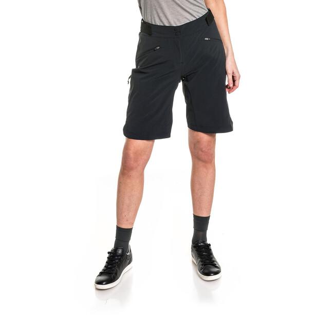 Schöffel Trans Canada Shorts Women, black