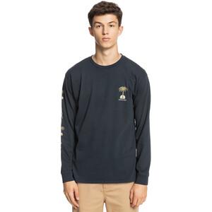 Quiksilver Desert Snake Langarm T-Shirt Herren black black