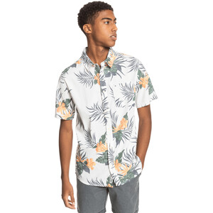 Quiksilver Paradise Expres Woven Oberteil Herren snow white paradise express snow white paradise express
