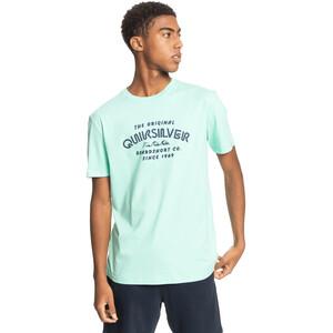 Quiksilver Wider Miless Kurzarm T-Shirt Herren cabbage cabbage