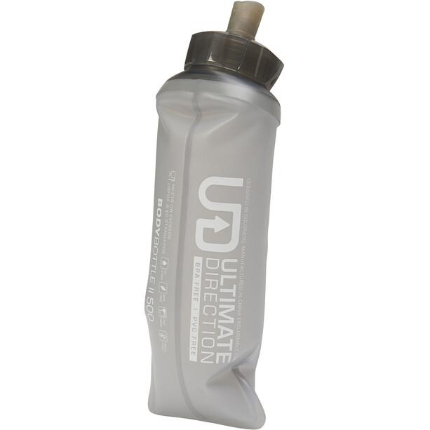 Ultimate Direction Body Bottle II 500 grau