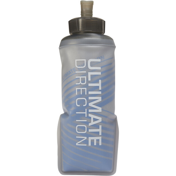 Ultimate Direction Body Bottle II 500 Insulated, gris