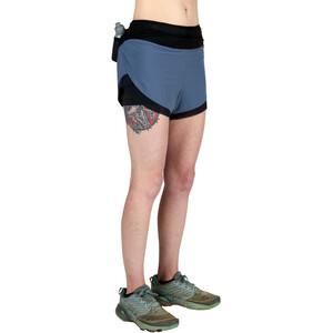 Ultimate Direction Hydro Shorts Damen slate blue slate blue