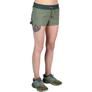 Ultimate Direction Stratus Shorts Damen camo green camo green