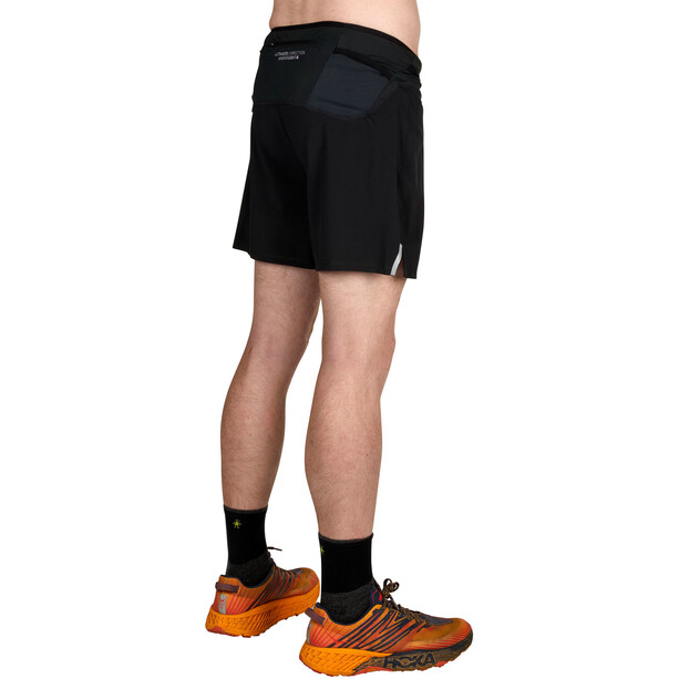 Ultimate Direction Hydro Shorts Herren schwarz