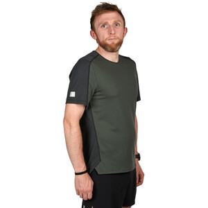 Ultimate Direction Nimbus T-Shirt Herren grau/oliv grau/oliv