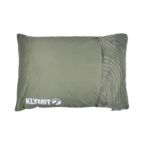 Klymit Drift Car Camp Kissen Large green
