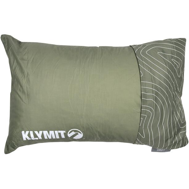 Klymit Drift Car Camp Kissen Regular green