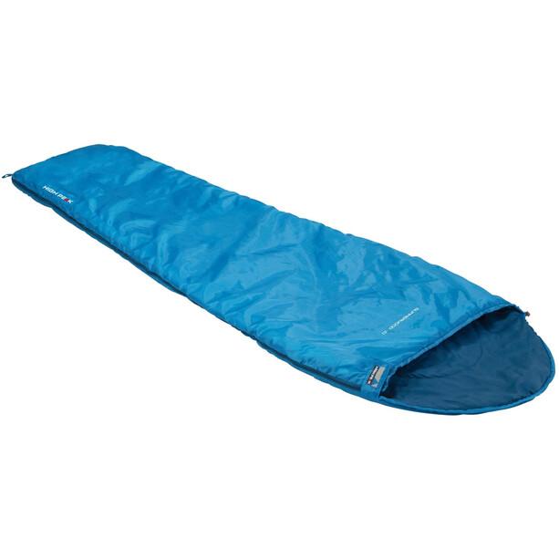 High Peak Summerwood 10 Schlafsack blue/darkblue
