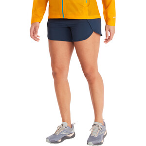 Marmot Elda 4.5'' Shorts Women, sininen sininen