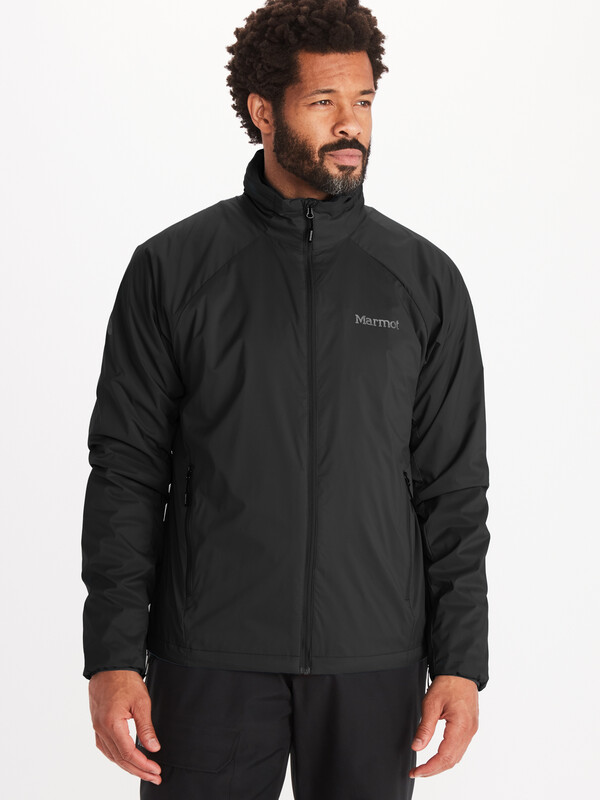 Marmot Ether DriClime 2.0 Hoody Jacket Men Svart XL 2021 Turjakker