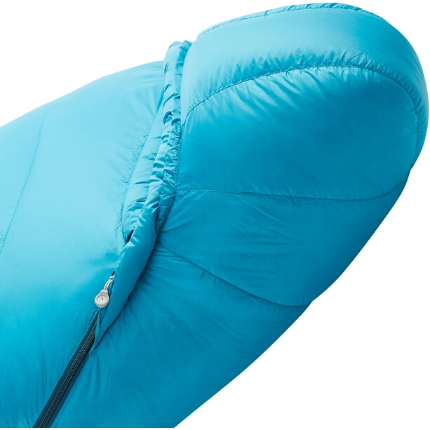 Marmot Xenon Sleeping Bag Regular Women vivid blue/deep blue