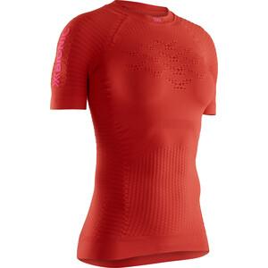 X-Bionic Effektor G2 Laufshirt Kurzarm Damen orange orange