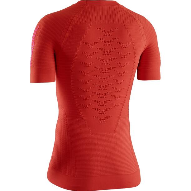 X-Bionic Effektor G2 Laufshirt Kurzarm Damen orange