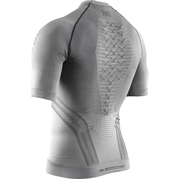 X-Bionic Fennec 4.0 Running Shirt SS Men, anthracite/silver