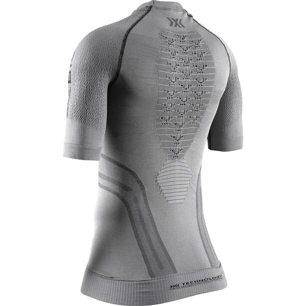 X-Bionic Fennec 4.0 Laufshirt Kurzarm Damen grau/silber