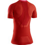 X-Bionic Invent 4.0 Run Speed Shirt SH Kurzarm Damen orange