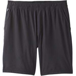 "Prana Heiro Shorts 8"" Innensaum Herren schwarz schwarz"
