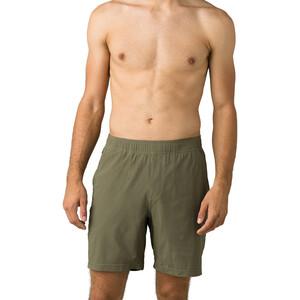 """Prana Heiro Shorts 8"""" Innensaum Herren rye green rye green"""