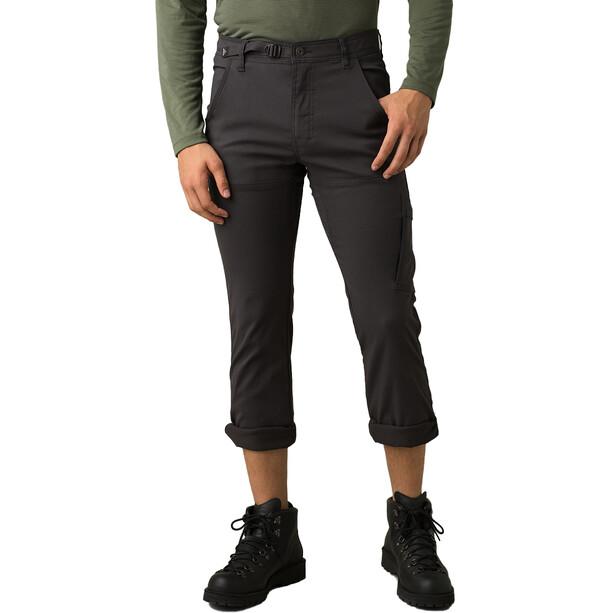 "Prana Stretch Zion Pants 34"" Inseam Men, gris"