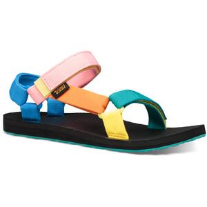 Teva Original Universal sandaler Dame Fargerik Fargerik