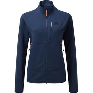 Mountain Equipment Arrow Jacke Damen blau blau