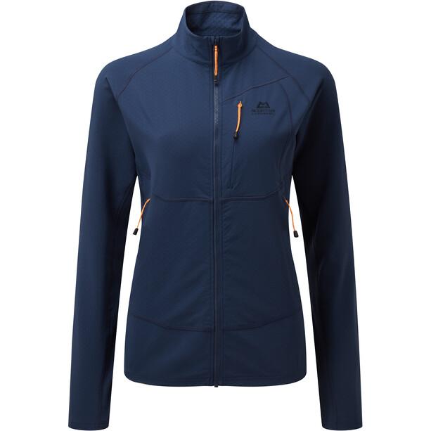Mountain Equipment Arrow Jacke Damen blau