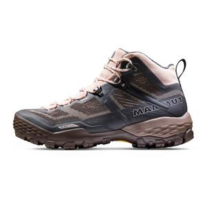 Mammut Ducan Mid GTX Shoes Women brun/svart brun/svart