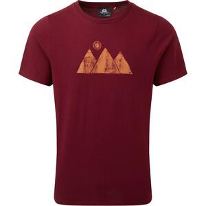 Mountain Equipment Mountain Sun T-Shirt Herren rot rot