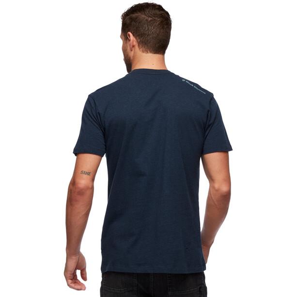 Black Diamond Ski Gear T-Shirt Herren eclipse heather