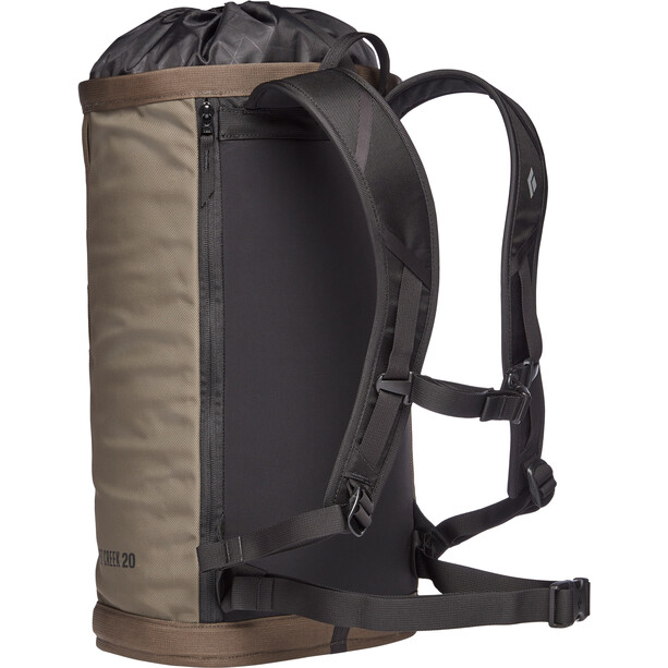 Black Diamond Street Creek 20 Rucksack walnut