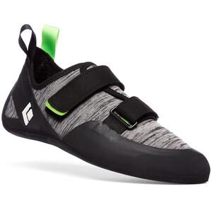 Black Diamond Momentum Climbing Shoes Men, noir/blanc noir/blanc
