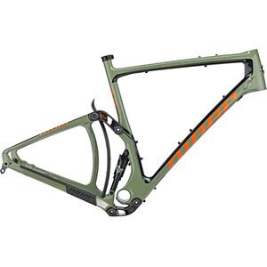 Niner MCR 9 RDO Frame Set, olive/orange olive/orange