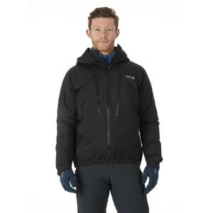 Rab Downpour Alpine Jacke Herren black black