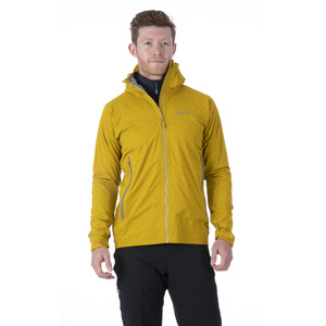 Rab Kinetic Plus Jacke Herren dark sulphur dark sulphur