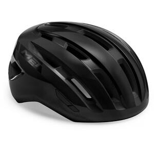 MET Miles Helmet, czarny czarny