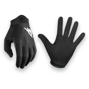 bluegrass Union Handschuhe schwarz schwarz