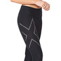 2XU Light Speed Mid-Rise Compress Tights Women black/black reflective