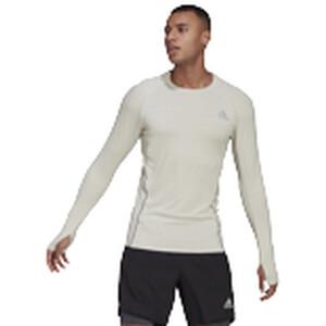 adidas Adi Runner LS Shirt Men, valkoinen valkoinen
