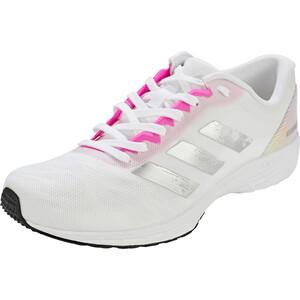 adidas Adizero RC 3 Schuhe Damen weiß/pink weiß/pink