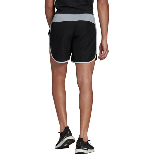 "adidas M20 Shorts 7"" Herren black/halo silver/white"