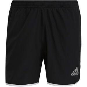 """adidas M20 Shorts 7"""" Herren schwarz/weiß schwarz/weiß"""