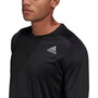 adidas OWN The Run Langarmshirt Herren black/black