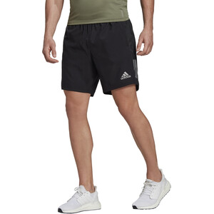 "adidas OWN The Run Shorts 5"" Herren black black"