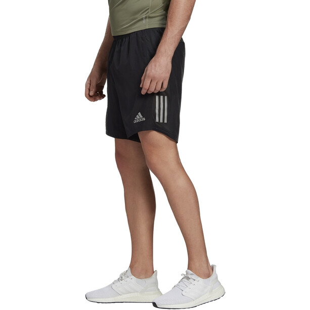 "adidas OWN The Run Short 5"" Homme, noir"